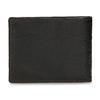 Tmavě hnědá pánská kožená peněženka bata, hnědá, 944-4229 - 16