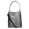 Černá kabelka s odnímatelným popruhem bata, černá, 961-2173 - 16