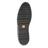 Pánské kožené hnědé Chukka Boots flexible, hnědá, 826-4972 - 18