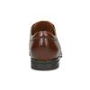 Pánské kožené polobotky hnědé conhpol, hnědá, 826-3507 - 15