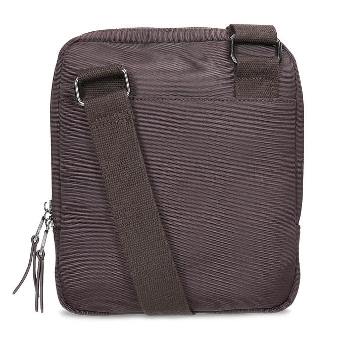 Pánská crossbody taška bata, hnědá, 969-4692 - 16