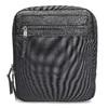 Pánská černá taška crossbody bata, černá, 969-6692 - 26
