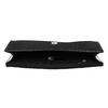 Černé asymetrické psaníčko bata, černá, 961-6912 - 15