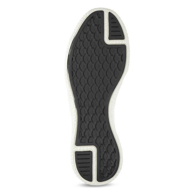 Pánské khaki sportovní tenisky bata-light, zelená, 849-7634 - 18