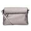 Stříbrná crossbody kabelka se cvočky gabor-bags, bílá, 961-1045 - 16