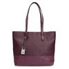 Vínová kabelka shopper bag gabor-bags, červená, 961-5060 - 26
