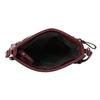 Vínová dámská crossbody kabelka gabor-bags, červená, 961-5023 - 15