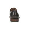 Hnědé kožené polobotky v Oxford stylu bata, hnědá, 826-4785 - 15