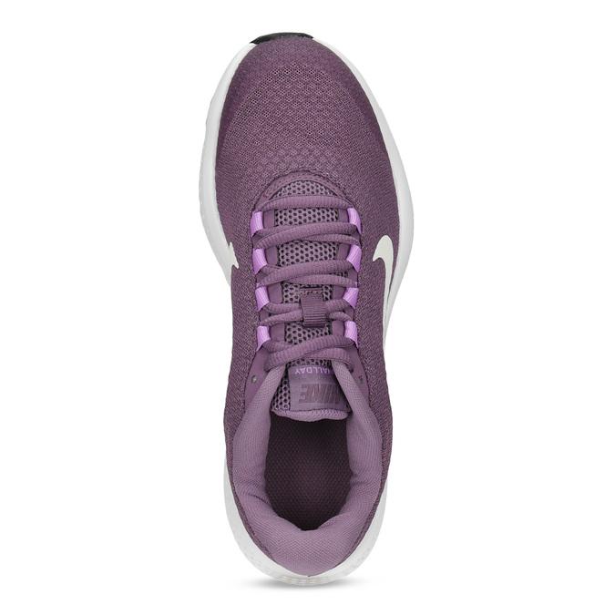 Fialové dámské sportovní tenisky nike, fialová, 509-5325 - 17
