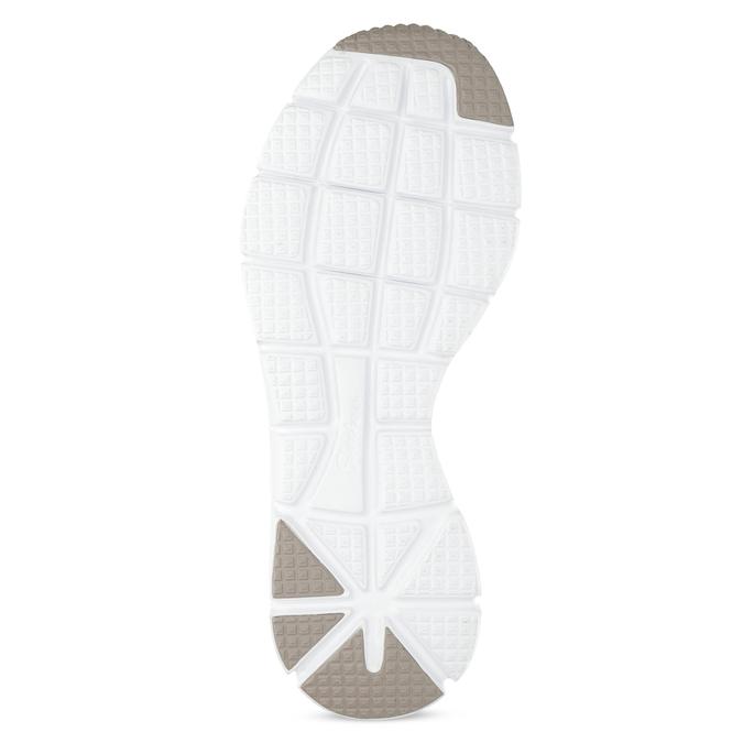 Béžové dámské sportovní tenisky skechers, béžová, 509-8142 - 18