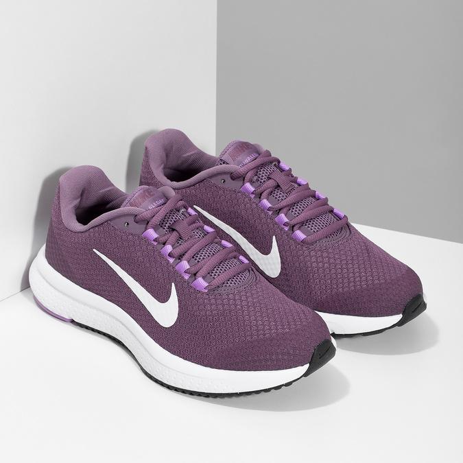 Fialové dámské sportovní tenisky nike, fialová, 509-5325 - 26