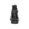 Kotníčkové dámské holínky s přezkou bata, černá, 592-6601 - 15