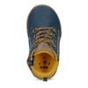 Kotníčkové dětské modré tenisky bubblegummers, modrá, 111-9629 - 17