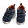Dětské kožené kotníčkové tenisky bubblegummers, modrá, 113-9611 - 16