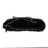 Černá prošívaná kabelka se zlatým řetízkem bata, černá, 961-6908 - 15