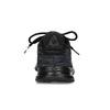 Černé pánské tenisky se žíhaným vzorem le-coq-sportif, černá, 809-6152 - 15