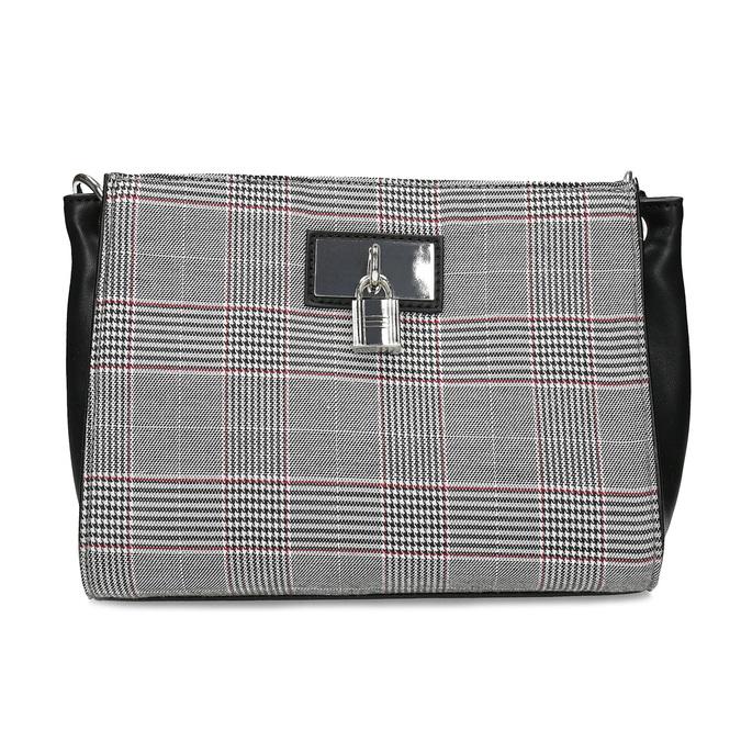 Dámská kabelka se zámečkem bata-red-label, vícebarevné, 961-0902 - 26