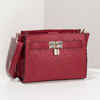 Červená kabelka se zámečkem bata-red-label, červená, 961-5902 - 17