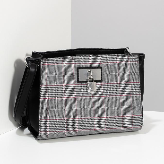 Dámská kabelka se zámečkem bata-red-label, vícebarevné, 961-0902 - 17