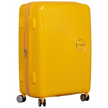 Žlutý kufr na kolečkách american-tourister, žlutá, 960-8614 - 13