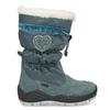 Dívčí sněhule s kamínky mini-b, modrá, 399-7658 - 19
