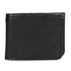 Kožená černá pánská peněženka bata, černá, 944-6214 - 26