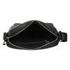 Pánská kožená Crossbody taška bata, černá, 964-6311 - 15