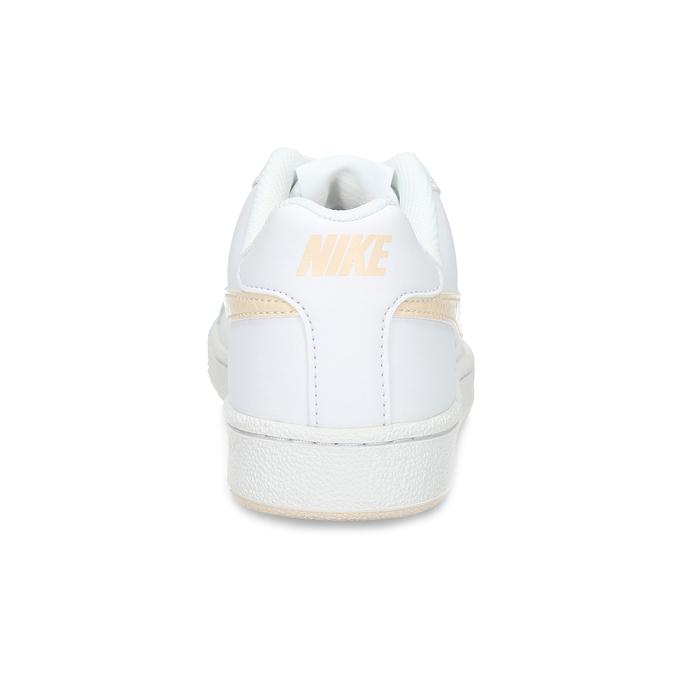 Dámské bílé ležérní tenisky nike, bílá, 501-1125 - 15