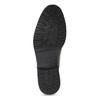 Pánská kotníková obuv hnědá lesklá bata, hnědá, 896-3720 - 18