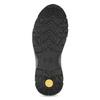 Pánská kotníčková obuv kožená černá camel-active, černá, 826-6001 - 18