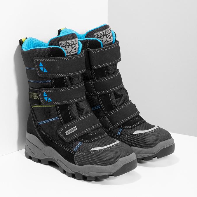 Chlapecké sněhule vysoké mini-b, černá, 299-6615 - 26