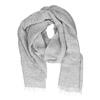 Šedý dámský šátek s třásní bata, vícebarevné, 909-0703 - 16