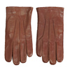 Pánské kožené rukavice hnědé bata, hnědá, 904-4143 - 26