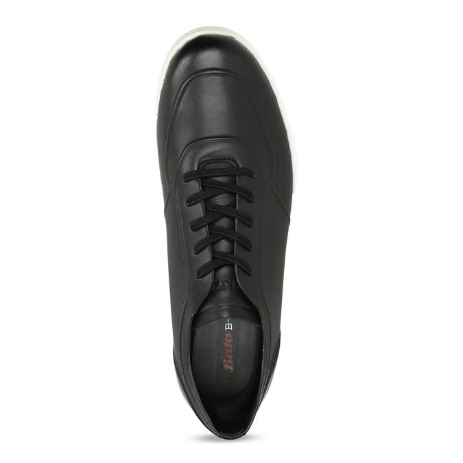 Černé pánské ležérní tenisky bata-b-flex, černá, 841-6569 - 17