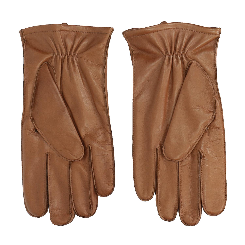 Baťa Pánské kožené rukavice světle hnědé - Pánské  ed03aa8b5d