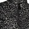 Dámská prošívaná bunda se vzorem joules, černá, 979-6037 - 16