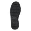 Dámská černá zimní obuv  s výraznou podešví bata, černá, 599-6622 - 18
