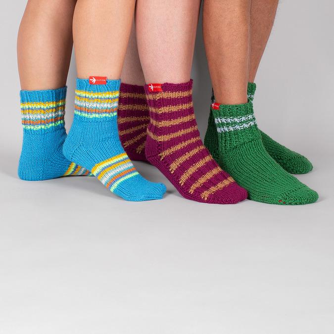Ponožky od babičky L/XL bata, vícebarevné, 919-0755 - 15