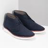 Modrá pánská ležérní kotníčková obuv bata-b-flex, modrá, 899-9600 - 26