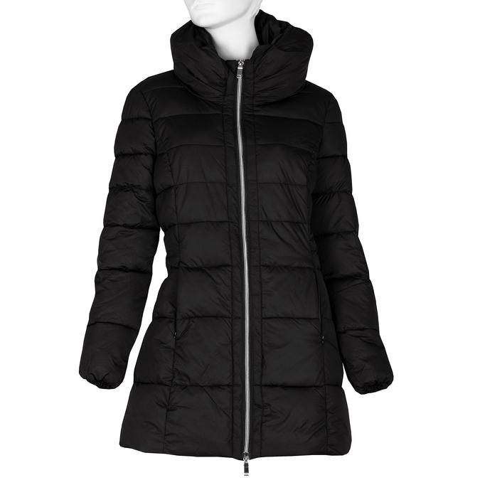 Dámská zimní bunda černá bata, černá, 979-6348 - 13