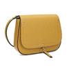 Žlutá crossbody kabelka, žlutá, 961-8955 - 13