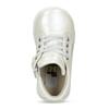 Perleťové kotníčkové dětské tenisky bubblegummers, stříbrná, 121-1635 - 17