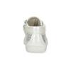 Perleťové kotníčkové dětské tenisky bubblegummers, stříbrná, 121-1635 - 15