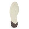 Tmavě modrá pánská kotníčková obuv bata-red-label, modrá, 821-9607 - 18