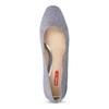 Modré dámské lodičky na stabilním podpatku bata-red-label, modrá, 629-9653 - 17