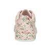 Květované dámské tenisky růžové bata-red-label, růžová, 541-5606 - 15