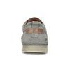 Pánské tenisky z broušené kůže šedé weinbrenner, šedá, 846-2731 - 15