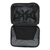 Cestovní brašna s kolečky a kapsami samsonite, černá, 969-6845 - 19