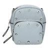 Modrá Crossbody kabelka s kovovými cvoky bata, modrá, 961-9965 - 26