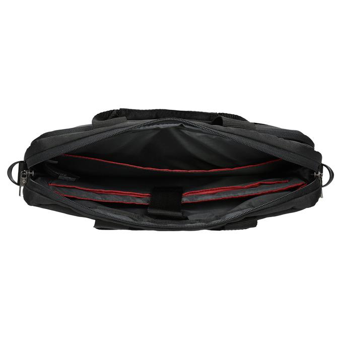 Taška s kapsou na notebook samsonite, černá, 969-6843 - 15